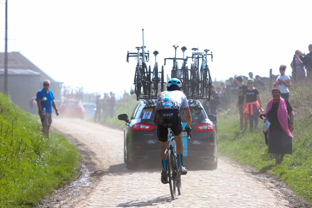 2018 Paris Roubaix 116th Edition - Geraint Thomas (Team Sky Proc