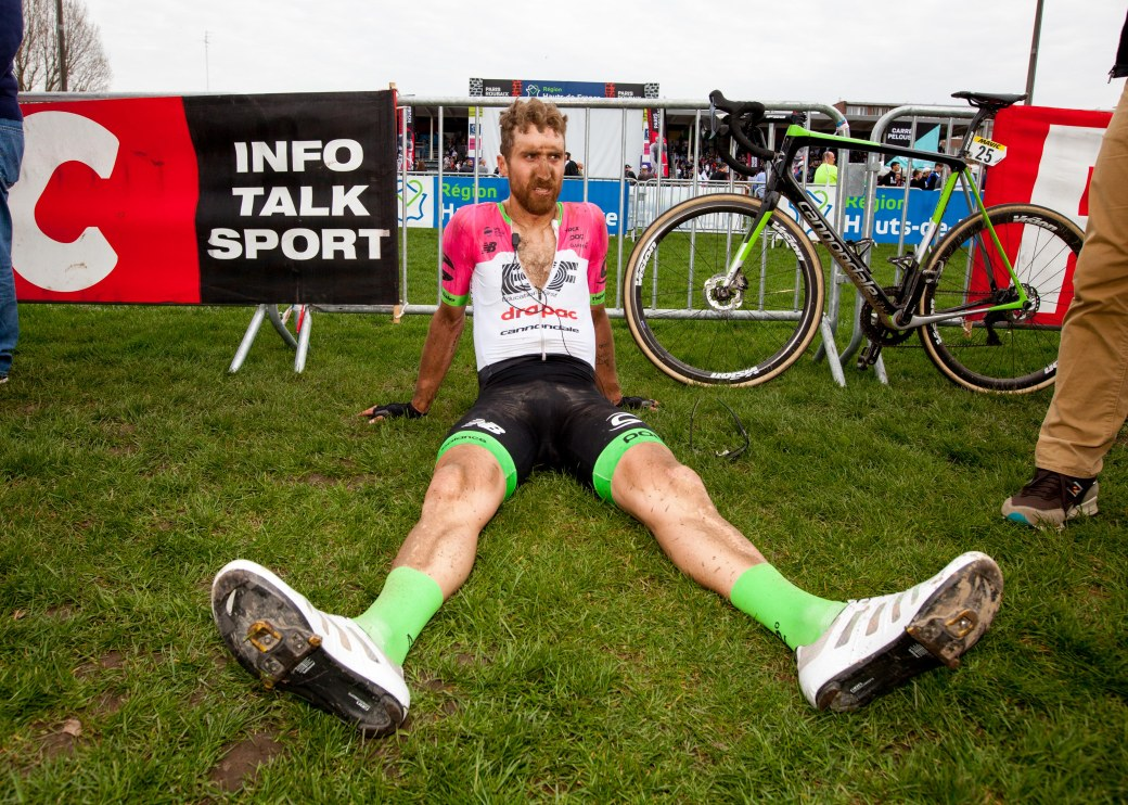 2018 Paris Roubaix 116th Edition - Taylor Phinney (Ef Education
