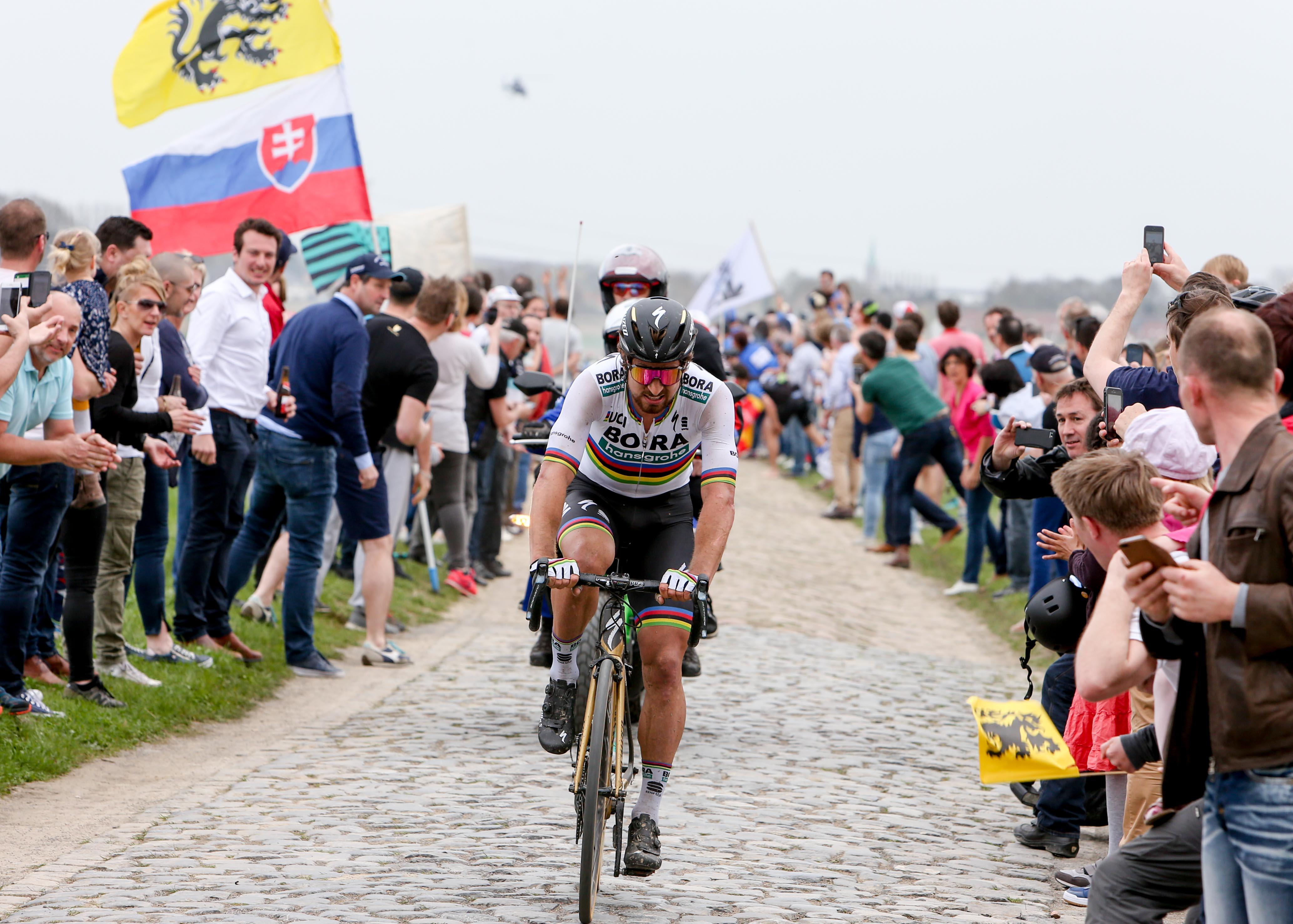 2018 Paris Roubaix 116th Edition - World Champion Peter Sagan (B